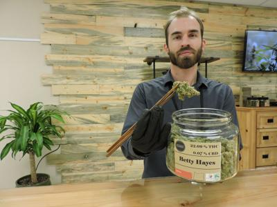 Kind Leaf welcomes customers on first day