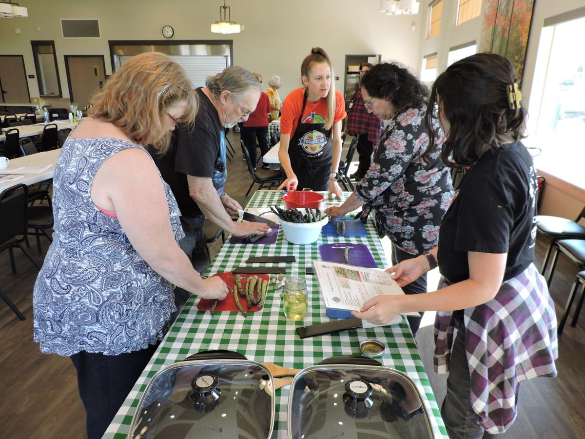 Cooking Matters for seniors