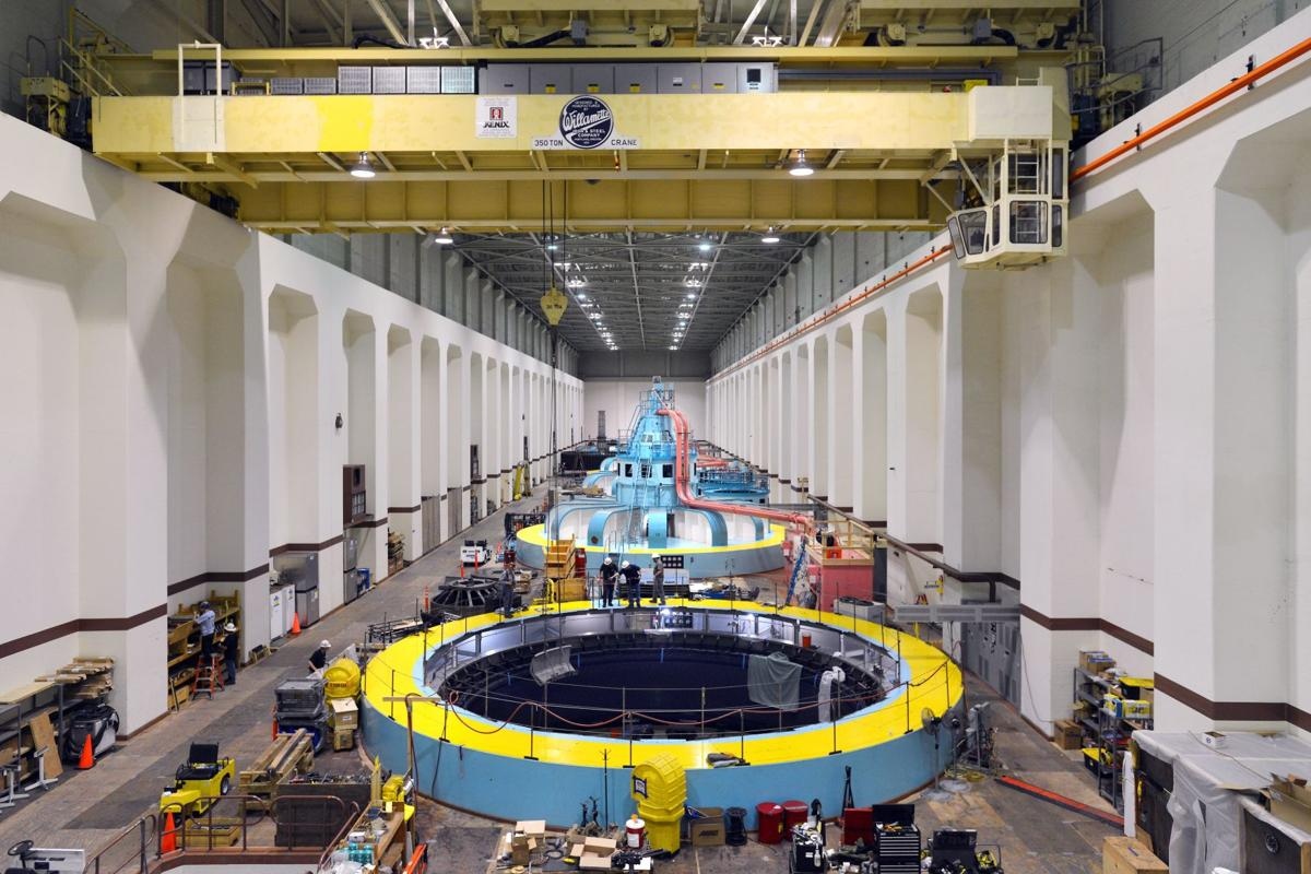 Perry to tour McNary Dam in NW visit
