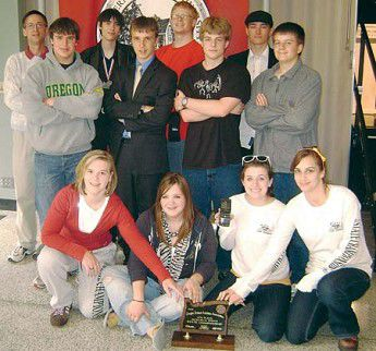 Ione debate team places fourth in state