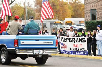 Veterans Day weekend events