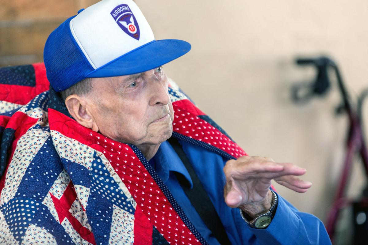 Disappearing WWII warriors