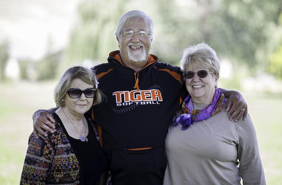 Siblings meet for first time in their sixties