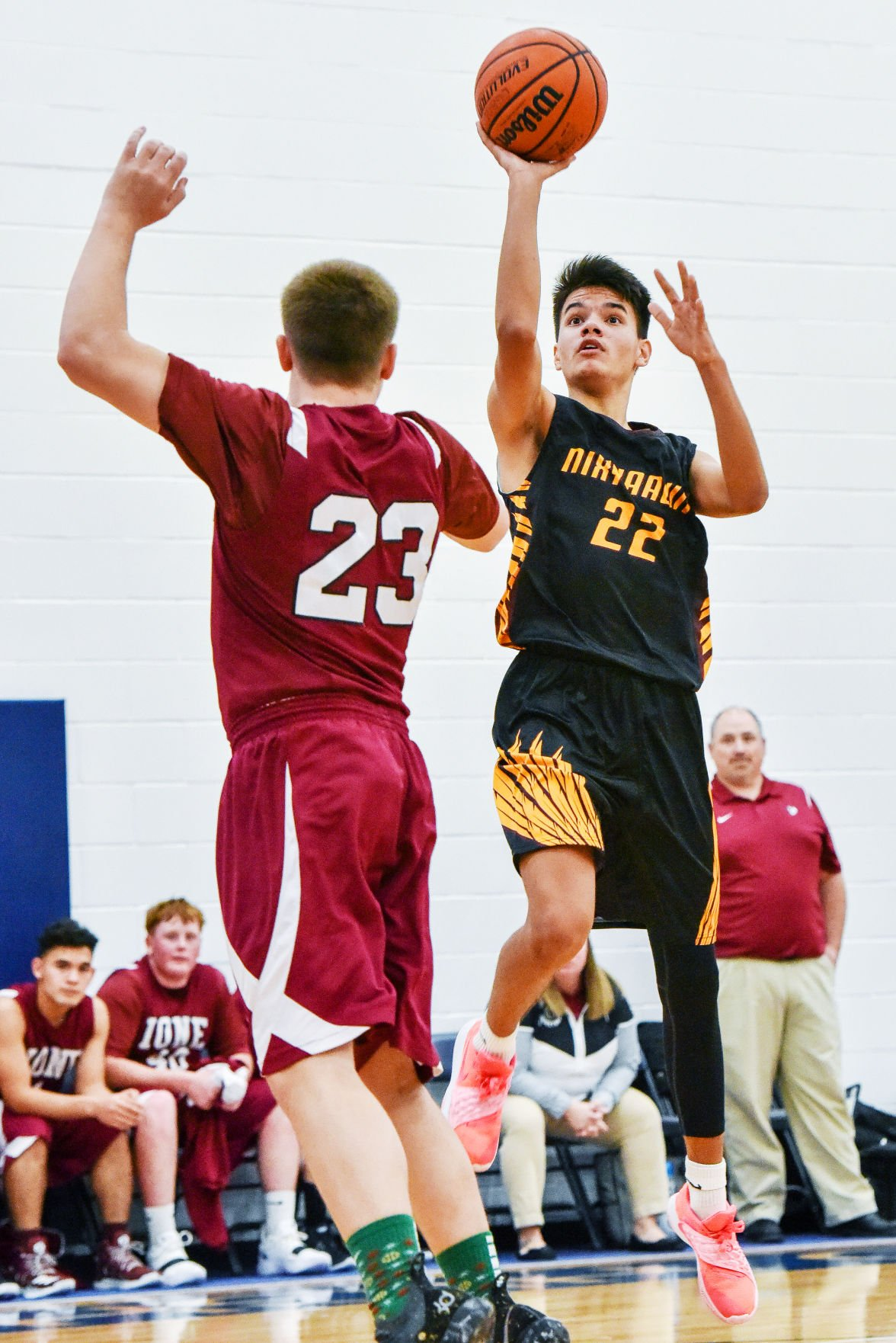 Boys Hoops | Bouncing Cancer Tournament