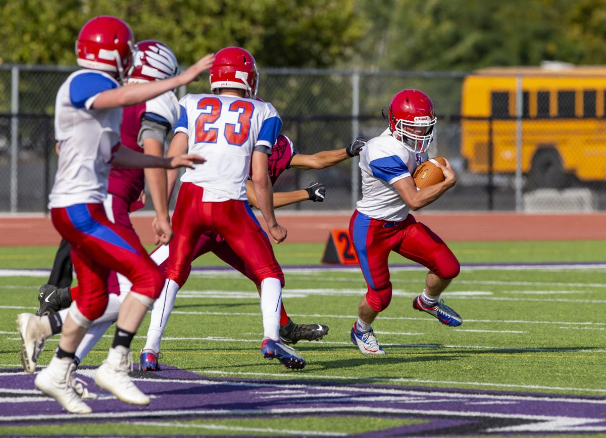 Ione/Arlington Football