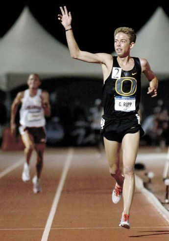Oregon's Rupp trying for big finish to superb season