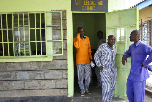 Some Africans are studying their way out of prison