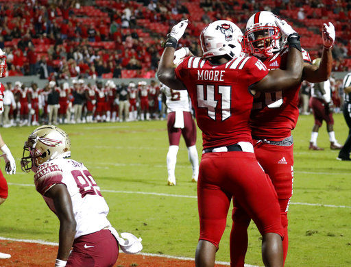 No. 22 NC State hosts Wake, determined to make up for '17