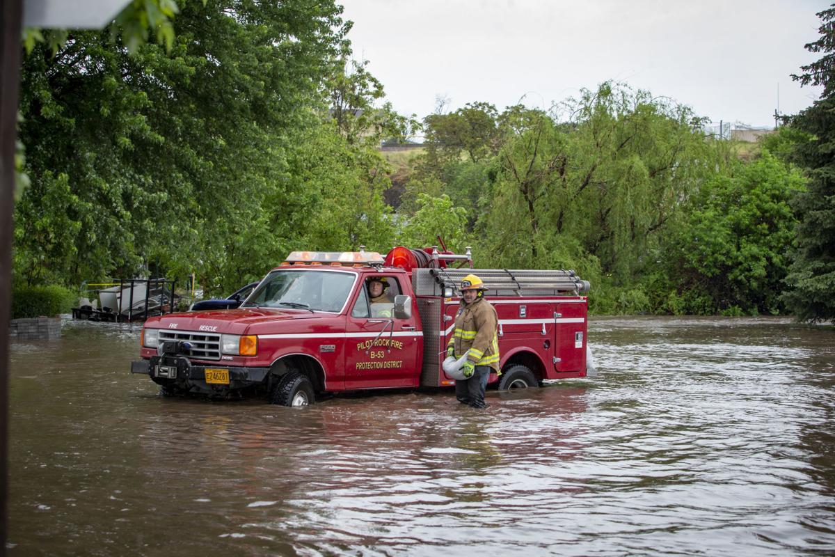 PR Flooding