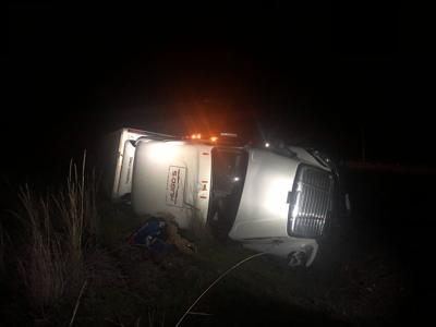 Alcohol, speed may have contributed to fatal semi crash near