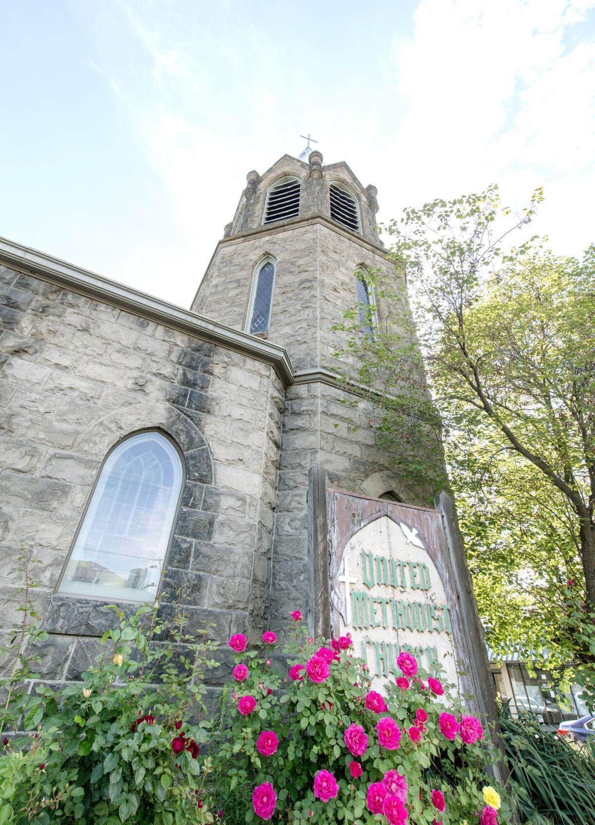 Church disbands