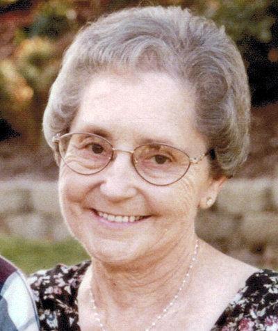 Elleanor L. Lemons Pendleton July 23, 1932-September 27, 2015