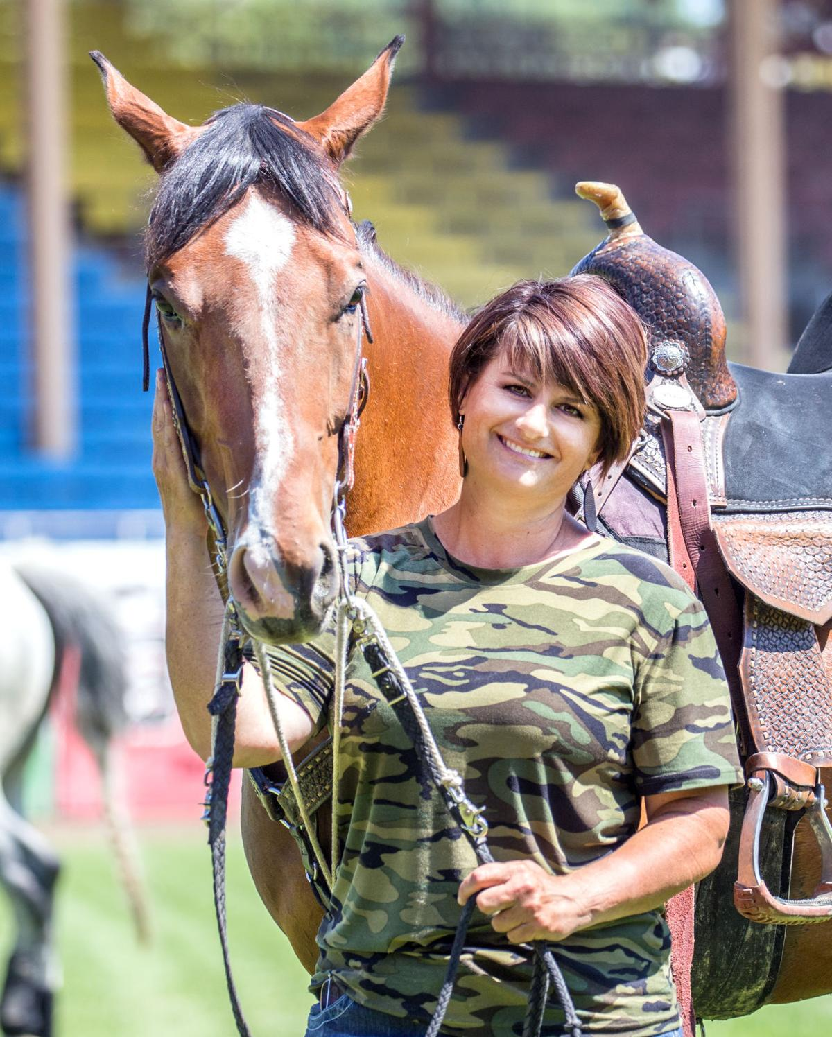 Barrel racing | Going the extra mile | Local | eastoregonian com