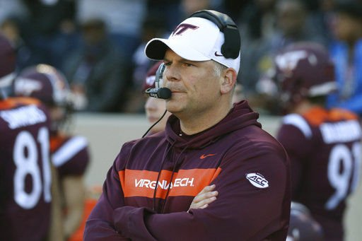 Virginia coach Mendenhall: Hokies 'not just another game'