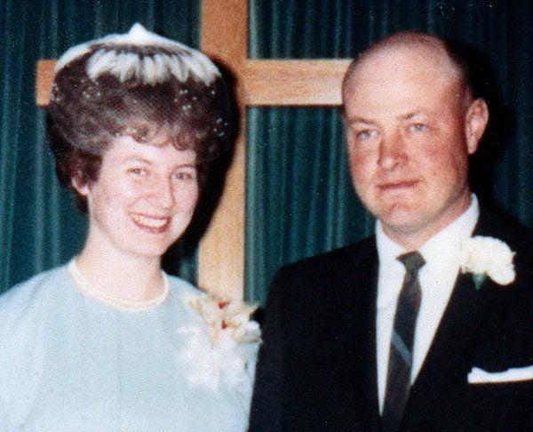 Donald and Gilberta Lieuallen