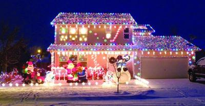Light up the house to win $100 in city contest