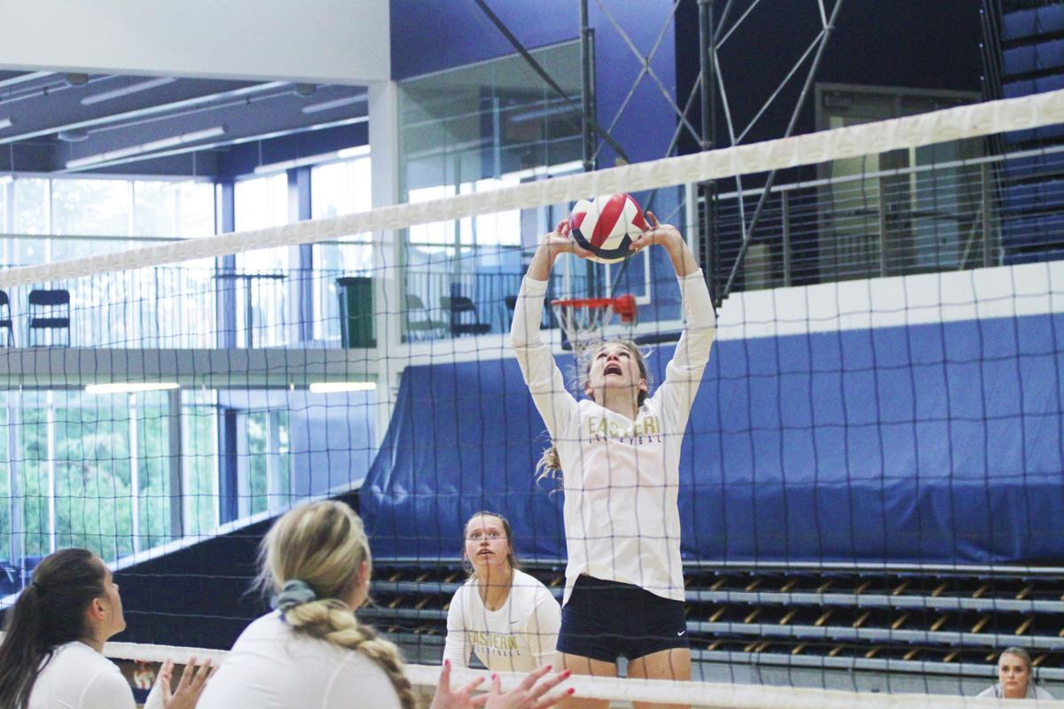 EOU volleyball sets high expectations ahead of next season