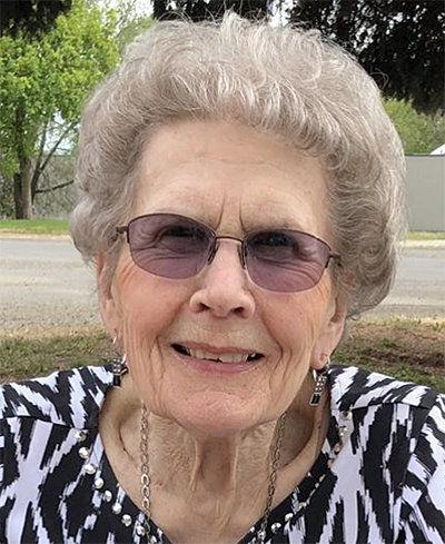 Doris E. Wicks Hermiston May 6, 1934 - July 23, 2018