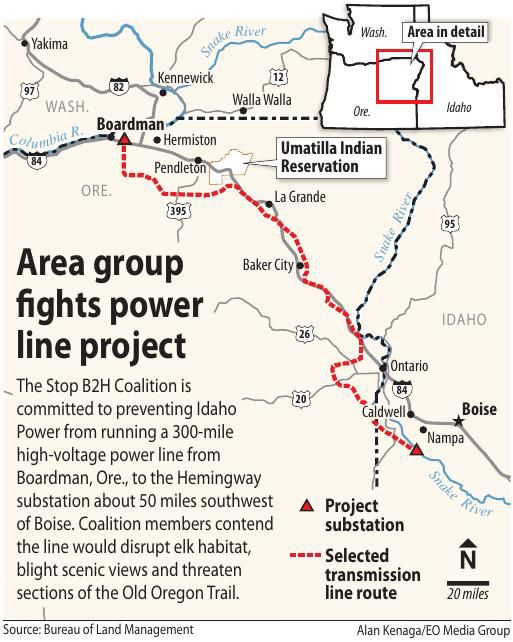 Fighting Idaho Power