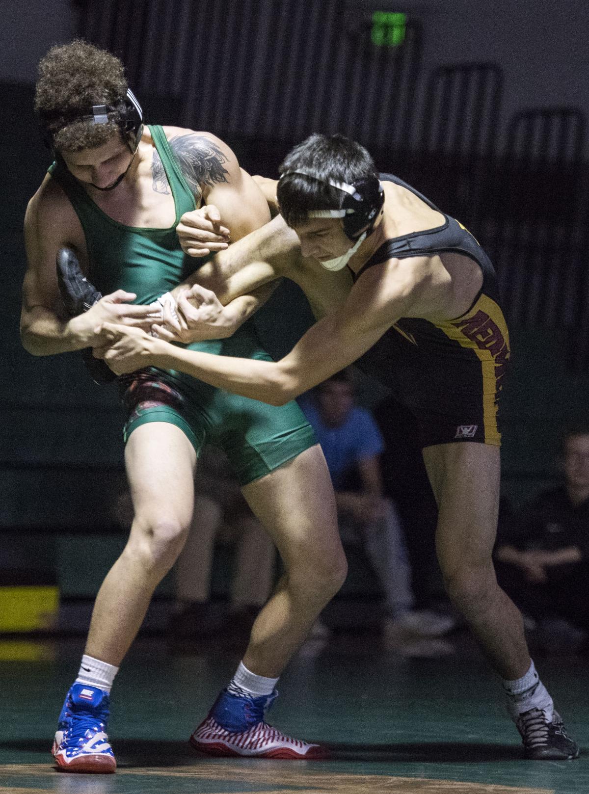 Bucks Wrestling