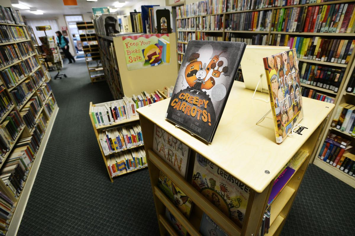 Libraries work to stay relevant   Local News   eastoregonian com