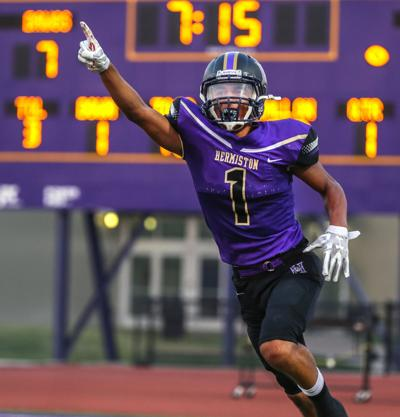 Hermiston's Neal leads all-district team