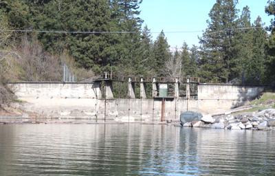 Wallowa Dam