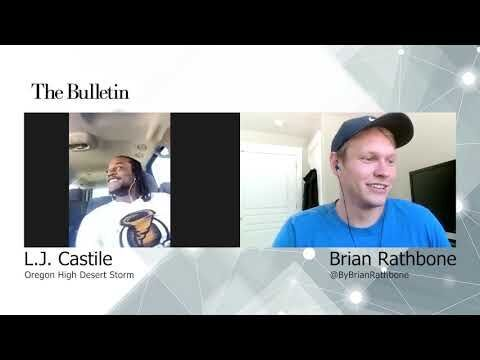 Bulletin Sports Talk, Ep. 16: L.J. Castile, Oregon High Desert Storm