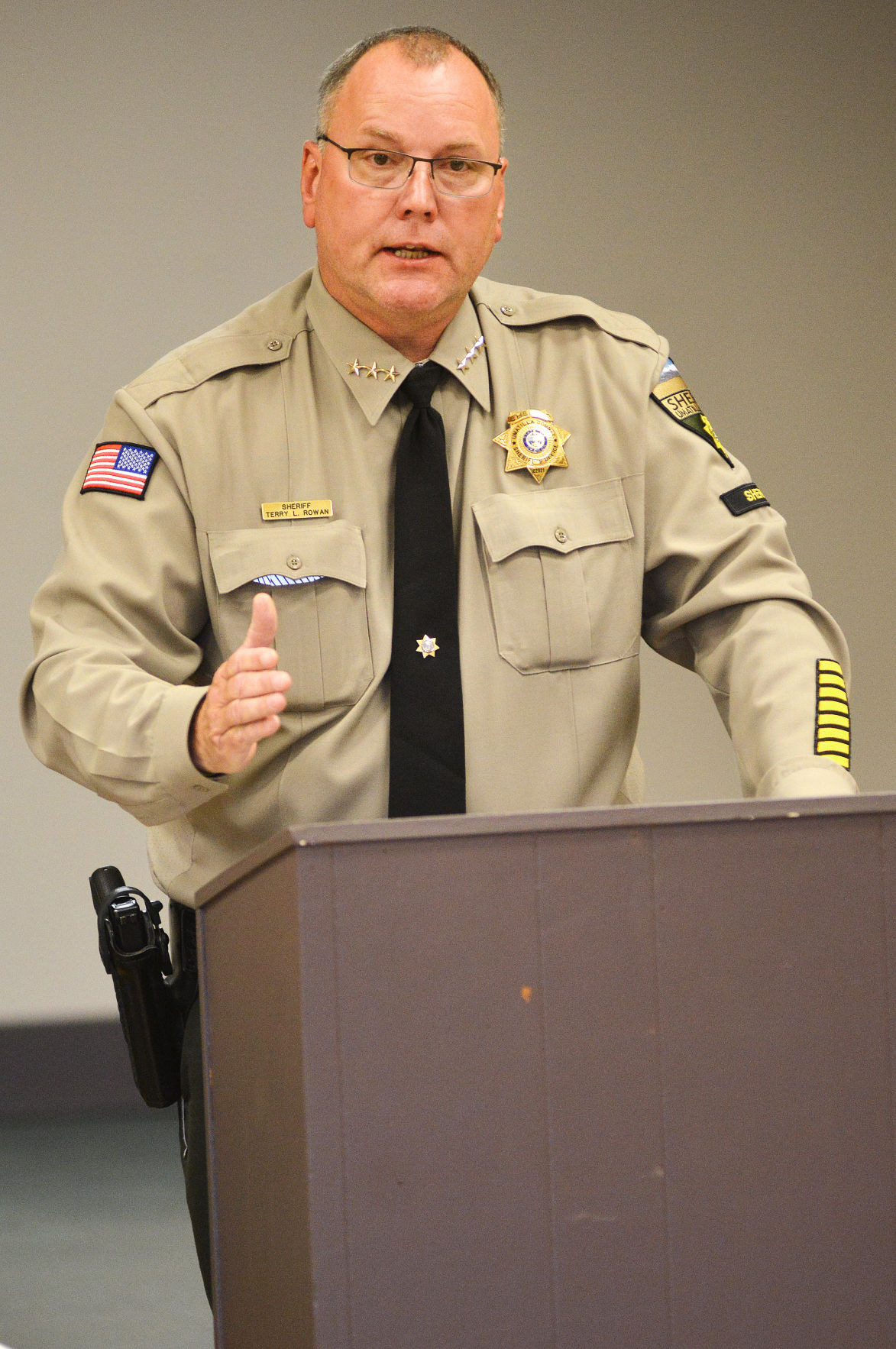 Local sheriffs join support to end Oregon's sanctuary law