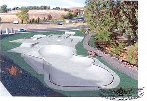 Skate park seeks donations to get over top