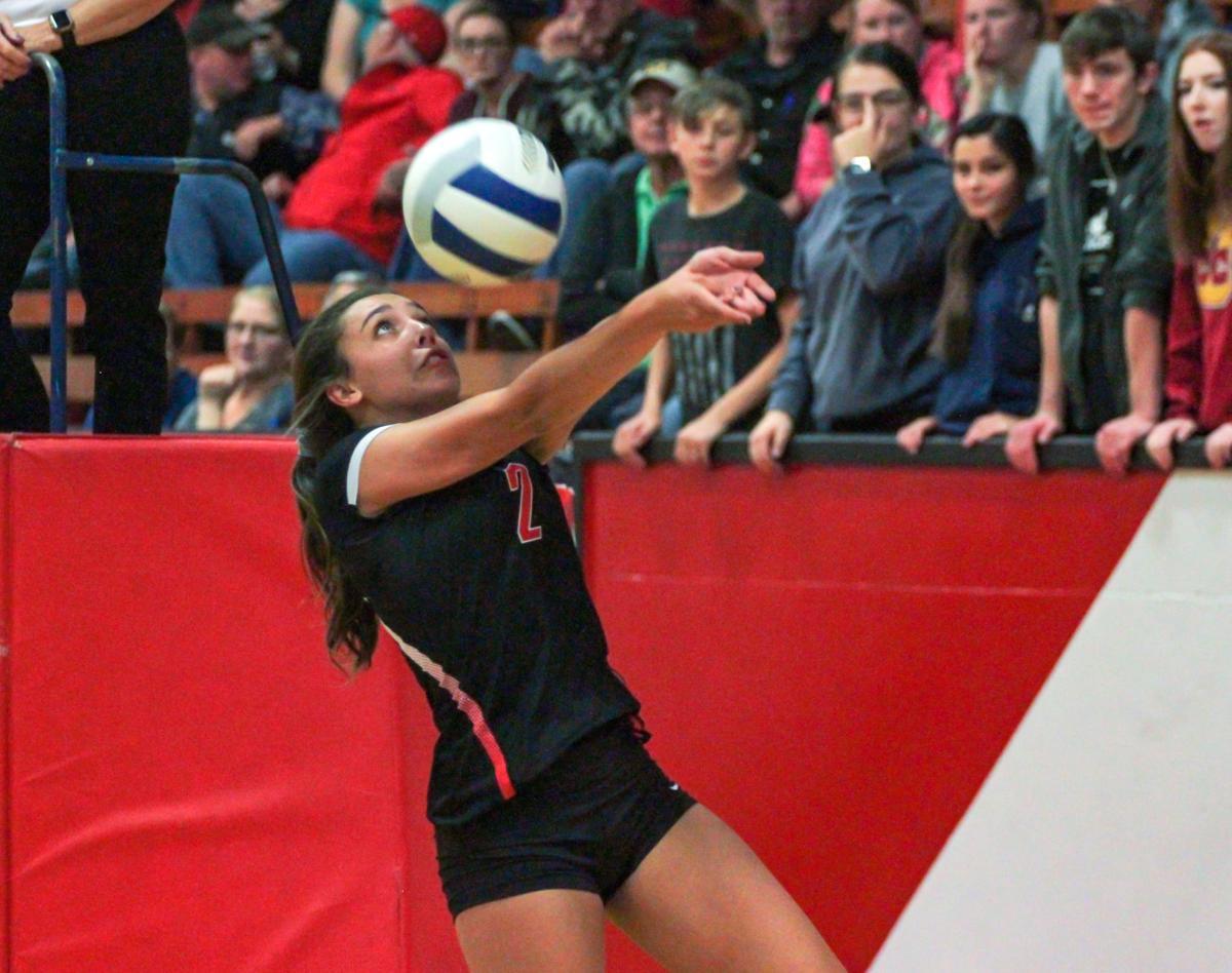 Weston-McEwen Volleyball