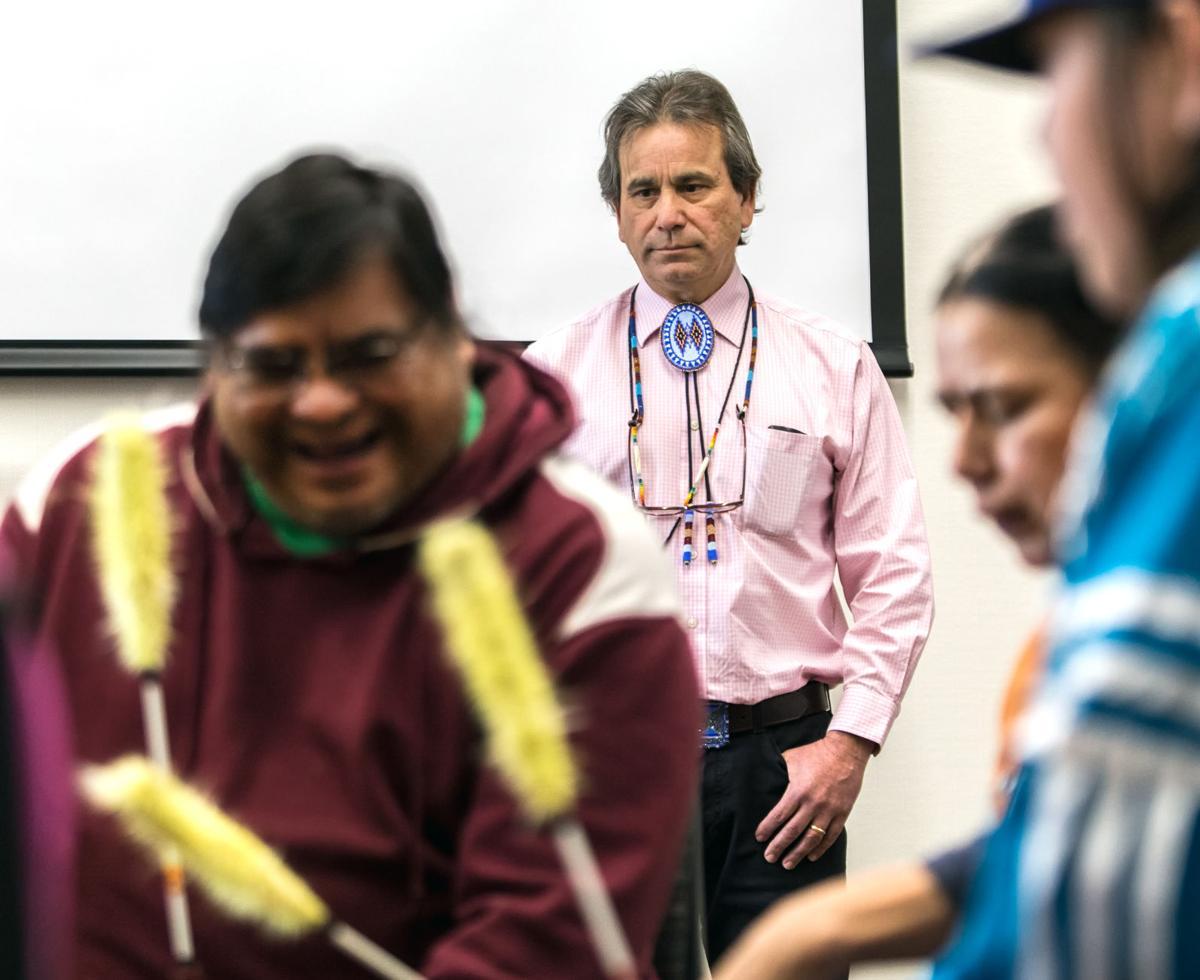 Yellowhawk doc bids farewell