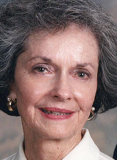 Mary Jane Stangier Pendleton April 26, 1926-January 25, 2017
