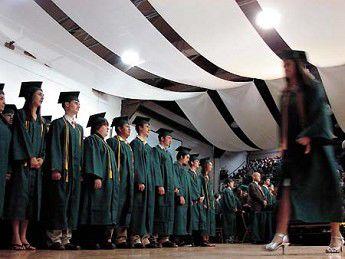 Grads face future