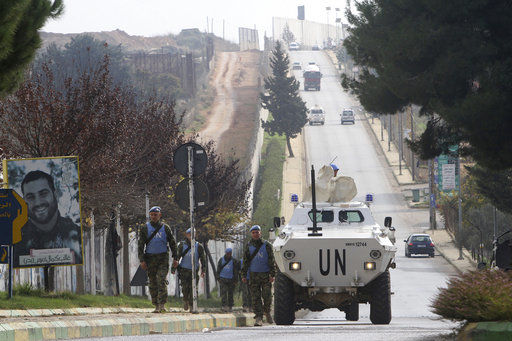 Lebanon says Israel offered no proof of border tunnels