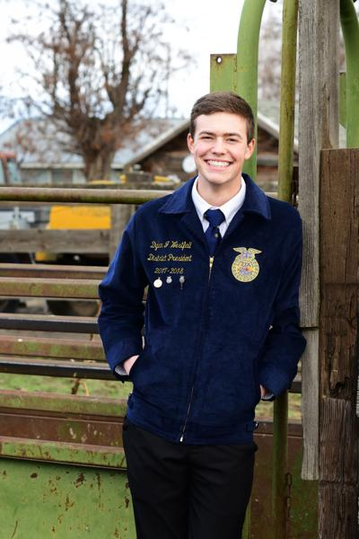 Westfall makes case for ag as FFA vice president