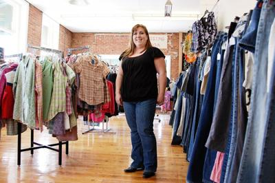 Gently used and fashionable at Dani Rae's in Pendleton