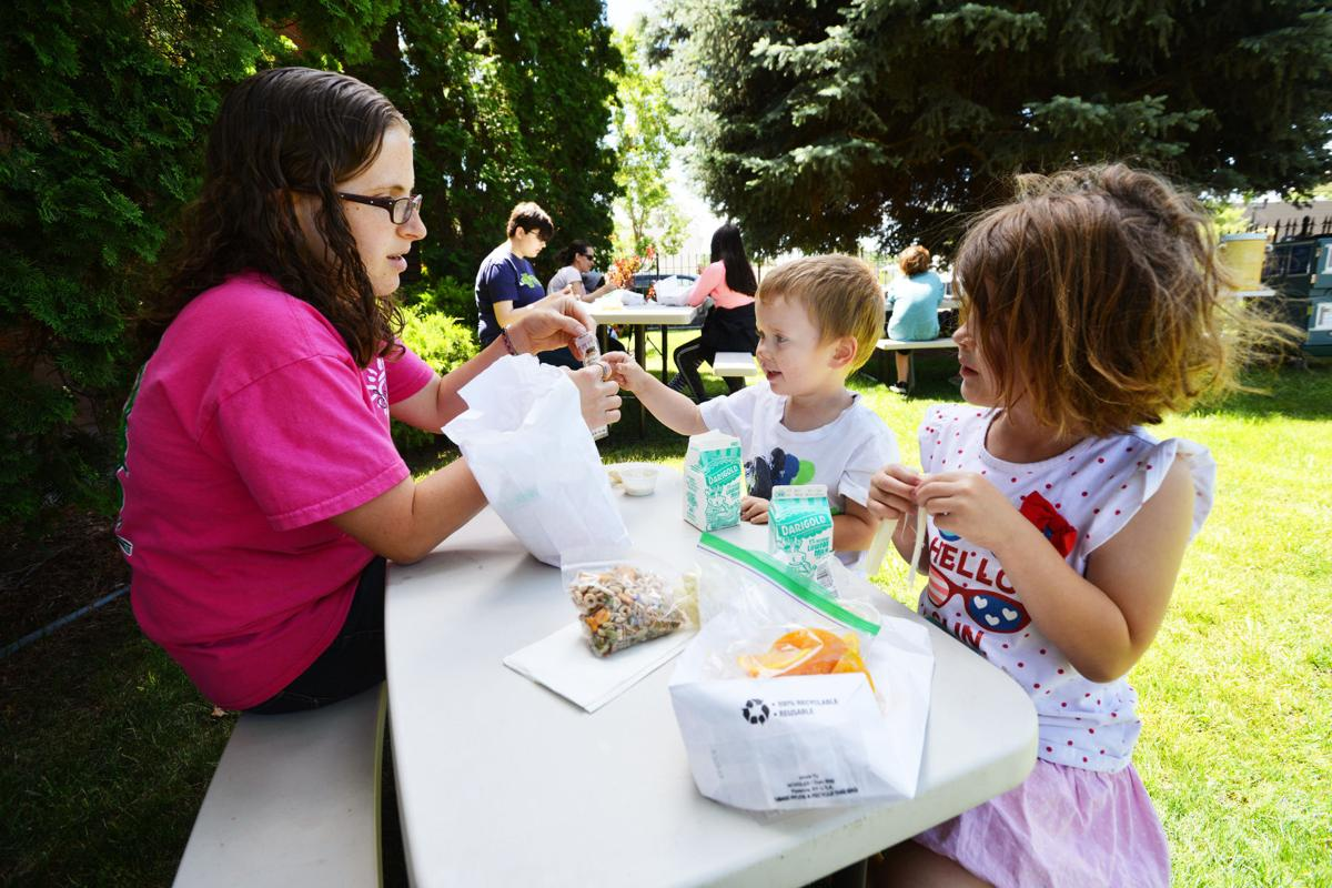 Summer Lunchin': Local schools provide free meals for students