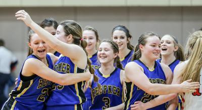 Mustangs capture district championship