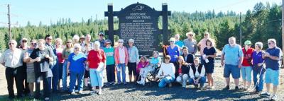 Meacham re-dedicates historic marker