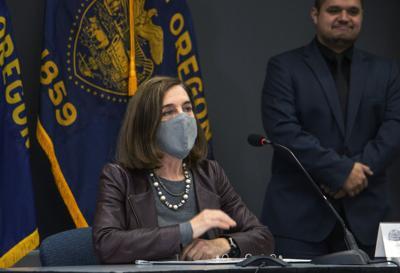 Virus Outbreak Oregon