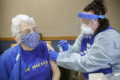 COVID-19 good news: 1st doses of vaccine have reached almost all Oregonians in long-term care