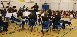 Symphony's youths perform free concert