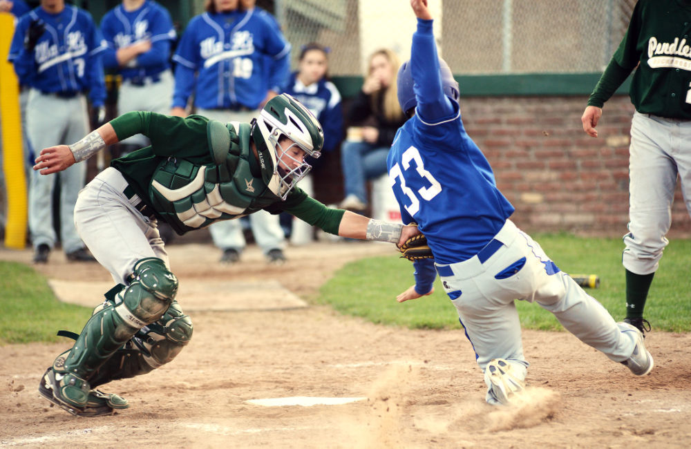 PREP BASEBALL: Bucks come from behind in extras