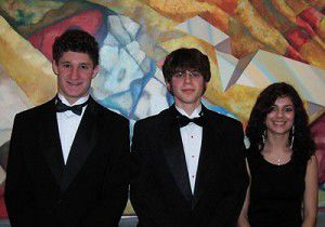 Area students perform in All-State Orchestra