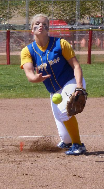 Prep softball: Mustang arms tussle with prolific Glendale offense