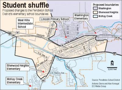 Pendleton releases boundary proposal