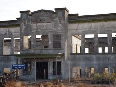 Old Hanford: A real life haunted tour
