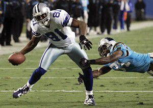 Cowboys lose T.O., depend on ground game in win