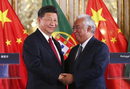 China strengthens foothold in EU with Portugal agreements